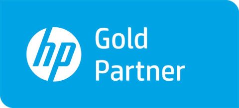 HP Certified Gold Partner